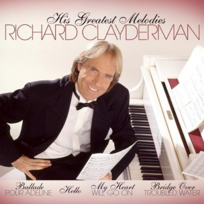 Richard Clayderman ‎– His Greatest Melodies