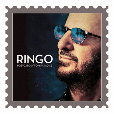 Ringo Starr ‎– Postcards From Paradise