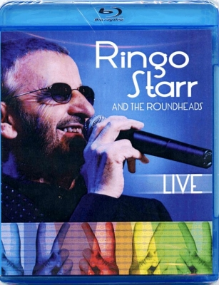 Ringo Starr And The Roundheads ‎– Live