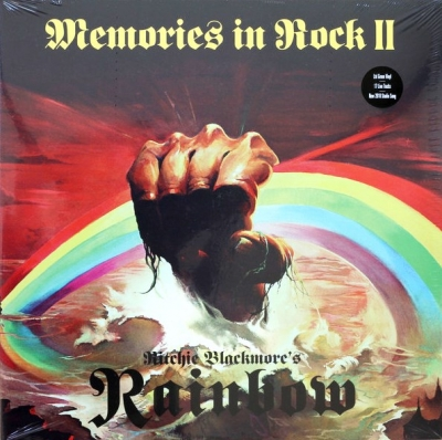 Ritchie Blackmore's Rainbow ‎– Memories In Rock II (2xLP)