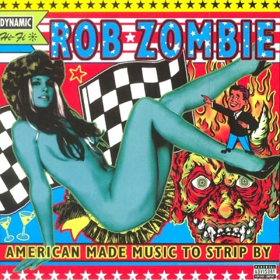 Rob Zombie ‎– American Made Music To Strip By (2xLP)