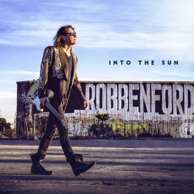 Robben Ford ‎– Into The Sun (2xLP)