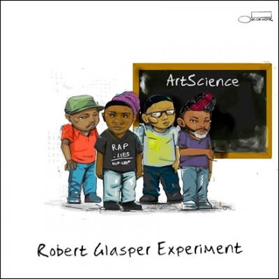 Robert Glasper Experiment ‎– Artscience (2xLP)