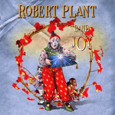 Robert Plant ‎– Band Of Joy (2xLP)