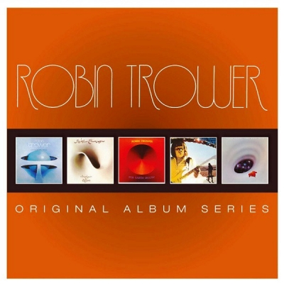 Robin Trower ‎– Original Album Series (5xCD Box Set, Compilation)