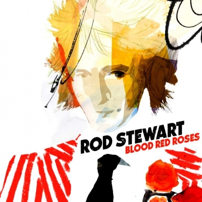 Rod Stewart ‎– Blood Red Roses (2xLP)