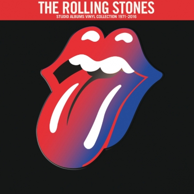 Rolling Stones - Studio Albums Vinyl Collection 1971-2016 (20xLP)