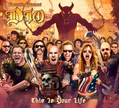 Various ‎– Ronnie James Dio: This Is Your Life (2xLP)