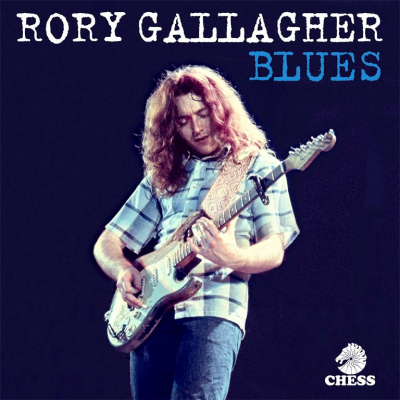 Rory Gallagher ‎– Blues (2xLP)