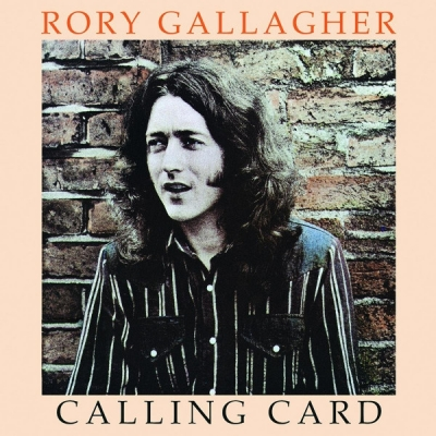 Rory Gallagher ‎– Calling Card