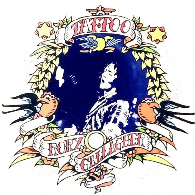 Rory Gallagher ‎– Tattoo