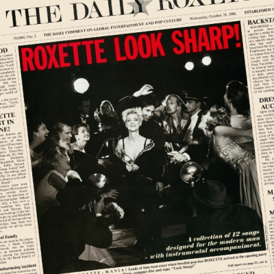 Roxette ‎– Look Sharp! (Limited Edition, Red)