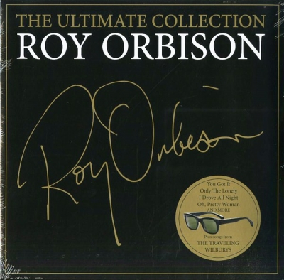 Roy Orbison ‎– The Ultimate Collection (2xLP)
