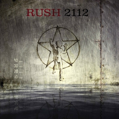 Rush ‎– 2112 (40th Anniversary) (3xLP)