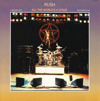 Rush ‎– All The World's A Stage