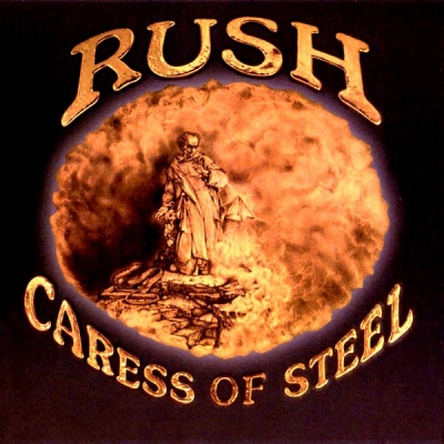 Rush ‎– Caress Of Steel