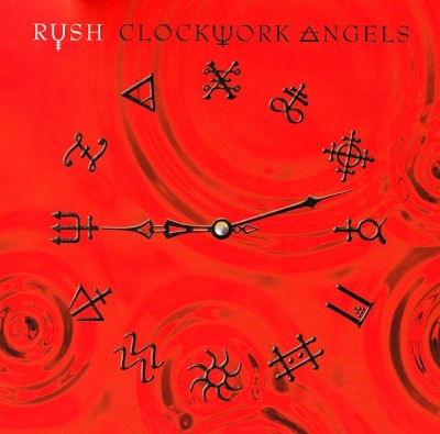 Rush ‎– Clockwork Angels (2xLP)
