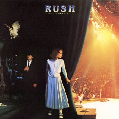 Rush ‎– Exit... Stage Left (2xLP)