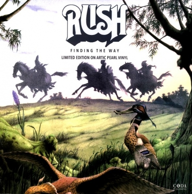 Rush ‎– Finding The Way