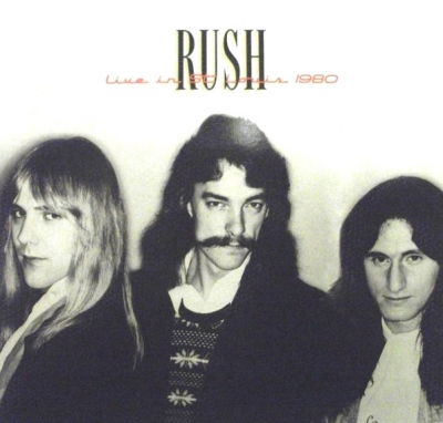 Rush ‎– Live In St. Louis 1980