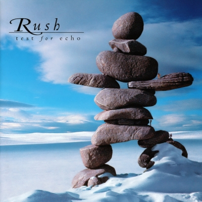 Rush ‎– Test For Echo (2xLP)