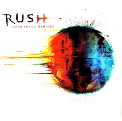 Rush ‎– Vapor Trails Remixed (2xLP)