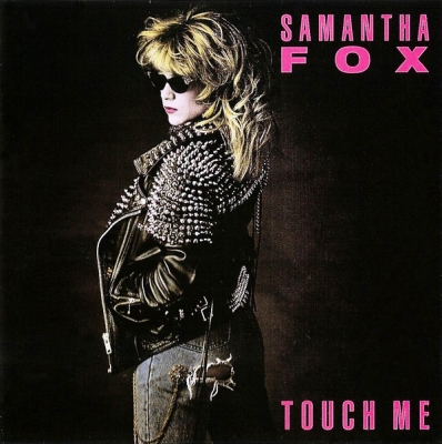 Samantha Fox ‎– Touch Me (2xCD) (Deluxe Edition)