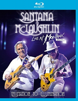 Santana & McLaughlin ‎– Live At Montreux 2011: Invitation To Illumination