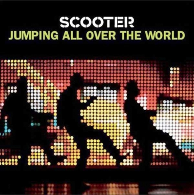 Scooter ‎– Jumping All Over The World