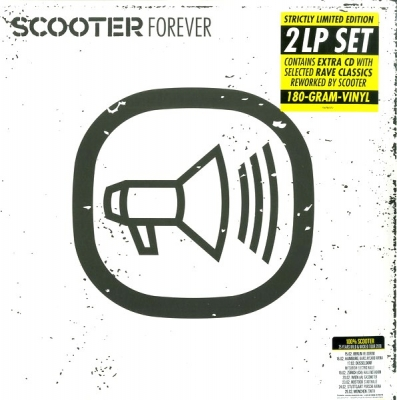 Scooter ‎– Scooter Forever (LP, CD)