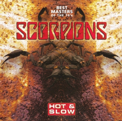 Scorpions ‎– Hot & Slow - Best Masters Of The 70´s