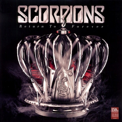 Scorpions ‎– Return To Forever (2xLP)