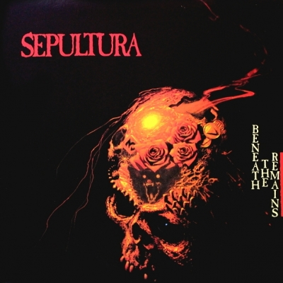 Sepultura ‎– Beneath The Remains