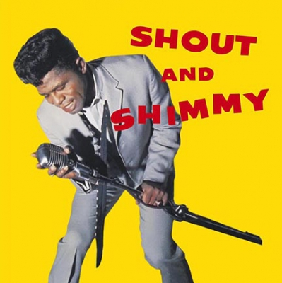 James Brown & The Famous Flames ‎– Shout And Shimmy