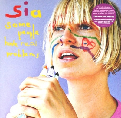 Sia ‎– Some People Have Real Problems (2xLP)