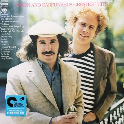 Simon And Garfunkel ‎– Simon And Garfunkel's Greatest Hits