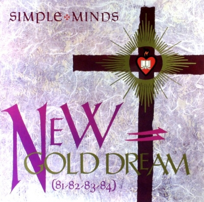 Simple Minds ‎– New Gold Dream (81-82-83-84)