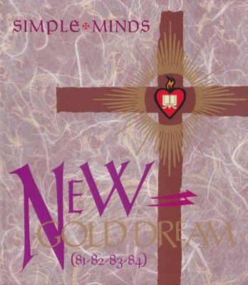 Simple Minds ‎– New Gold Dream (81-82-83-84) (Blu-ray Audio)