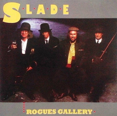 Slade ‎– Rogues Gallery