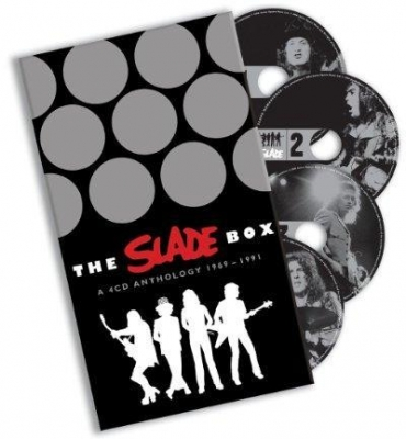 Slade ‎– The Slade Box (A 4CD Anthology 1969 - 1991)