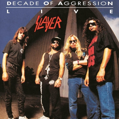 Slayer ‎– Decade Of Aggression Live (2xLP)