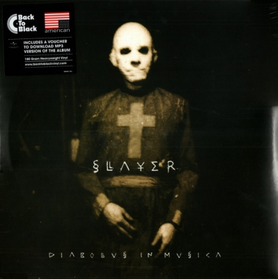 Slayer ‎– Diabolus In Musica