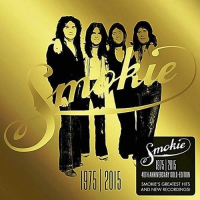 Smokie ‎– Gold 1975-2015 (40th Anniversary Edition) (2xCD)