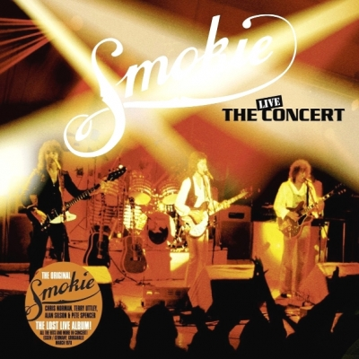 Smokie ‎– The Concert - Live - Essen/Germany 10th March 1978 (2xLP)