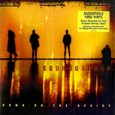 Soundgarden ‎– Down On The Upside (2xLP)