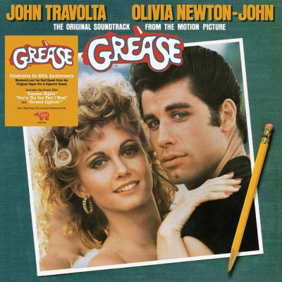 Grease (The Original Soundtrack From The Motion Picture) (2xLP)
