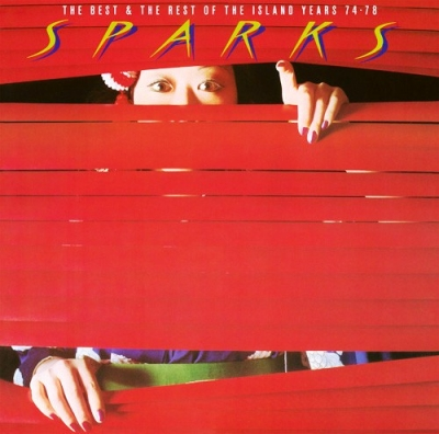 Sparks ‎– The Best & The Rest Of The Island Years 74-78 (2xLP)