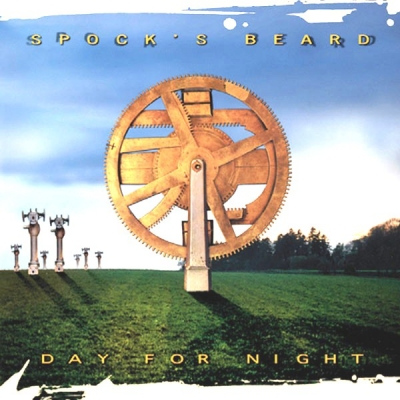 Spock's Beard ‎– Day For Night (2xLP, CD)