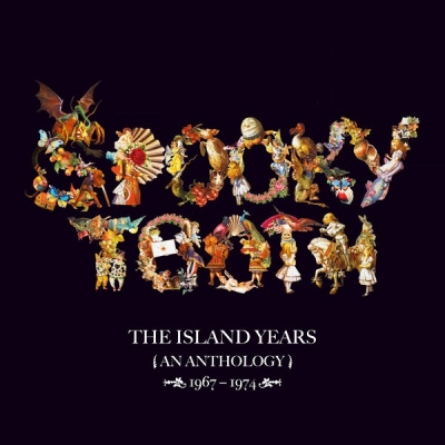 Spooky Tooth ‎– The Island Years (An Anthology) 1967-1974 (2xCD)