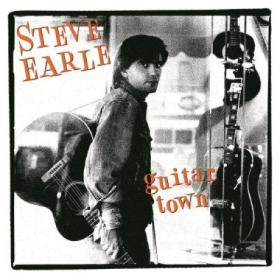 Steve Earle ‎– Guitar Town